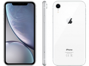 Apple iPhone XR 64GB 3GB Fehér Okostelefon