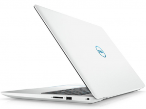 Dell G3 3579 15.6 FHD IPS, Intel® Core™ i5 Processzor-8300H, 8GB, 1TB HDD, NVIDIA GeForce GTX 1050 - 4GB, Win10H, fehér notebook