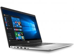 Dell Inspiron 7570 15.6 FHD, Intel® Core™ i5 Processzor-8250U, 8GB, 256GB SSD, NVIDIA GeForce 940MX - 4GB, Win10, ezüst notebook