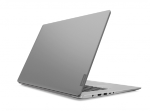 Lenovo IdeaPad 530s 81EV00A5HV 15,6 FHD, Intel® Core™ i5-8250U, 8GB, 256GB SSD, NVIDIA® GeForce® MX150 2GB, DOS, fekete notebook