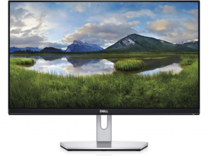 Dell 27 InfinityEdge Monitor - S2719H - 68.6cm(27 Col) - Fekete