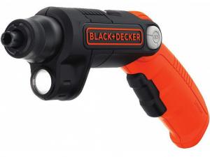 Black & Decker BDCSFL20C-QW 4V Max Li-Ion akkus csavarozó beépített lámpával