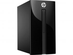 HP PC 460-P201NN, Intel® Core™ i5 Processzor 7400T QC, 4GB DDR4, 1TB HDD, INTEL® HD630, USB EGÉR/BILL, DOS, FEKETE, 3 ÉV