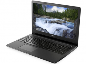 Dell Inspiron 3573 15.6 HD, Intel® Dual Core™ N4000, 4GB, 500GB HDD, Dos, fekete notebook