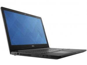 Dell Inspiron 3576 15.6 FHD, Intel® Core™ i3 Processzor-7020U, 4GB, 1TB HDD, AMD Radeon R5 520 - 2GB, win10H, fekete notebook