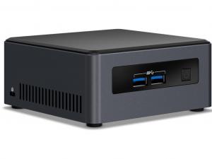 Intel® NUC BLKNUC7i7DNH2E barebone PC