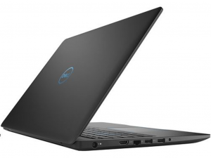 DELL INSPIRON G3 3579 15.6 FHD IPS, Intel® Core™ i5 Processzor 8300H, 8GB, 256GB SSD, Nvidia GTX 1050 - 4GB GDDR5, linux, fekete notebook