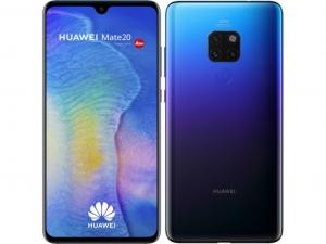 Huawei Mate 20 Dual Sim 128GB Alkonyat-lila