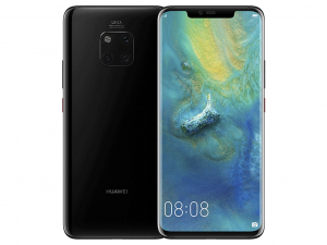 Huawei Mate 20 Pro 128GB 6GB DualSim Fekete Okostelefon