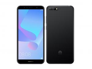 Huawei Y6 (2018) 16GB 2GB DualSim Fekete Okostelefon