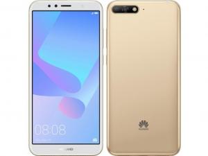 Huawei Y6 (2018) 16GB 2GB DualSim Arany Okostelefon
