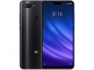 Xiaomi Mi 8 Lite Dual Sim 128GB 6GB RAM Fekete