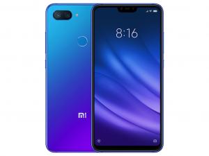 Xiaomi Mi 8 Lite 64GB 4GB DualSim Kék Okostelefon