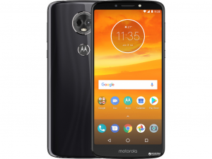 Motorola XT1924 Moto E5 Plus Dual Sim 32GB 3GB RAM Szürke okostelefon