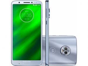 Motorola XT1926-3 Moto G6 Plus Dual Sim 64GB Ezüst