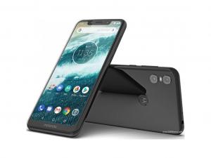 Motorola One Dual Sim 64GB 4GB RAM Fekete okostelefon
