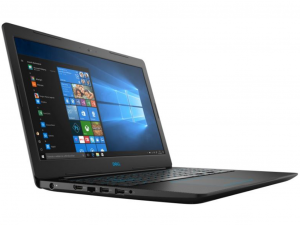 Dell G3 3779 3779FI5WB1 17.3 FHD, Intel® Core™ i5 Processzor-8300H, 8GB, 128GB SSD + 1TB HDD, NVIDIA GeForce GTX 1050Ti - 4GB, Win10, fekete notebook