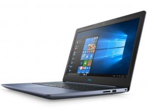 Dell G3 3779 3779FI5WB4 17.3 FHD, Intel® Core™ i5 Processzor-8300H, 8GB, 128GB SSD + 1TB HDD, NVIDIA GeForce GTX 1050Ti - 4GB, Win10, kék notebook