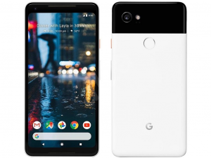 Google Pixel 2 XL 64GB Fekete-fehér