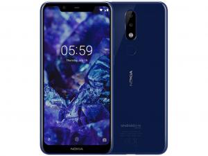 Nokia 5.1 Plus Dual Sim 32GB Kék