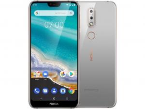 Nokia 7.1 Dual Sim 64GB LTE acélszürke/ezüst