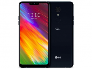 LG G7 Fit 32GB Dual Sim Fekete