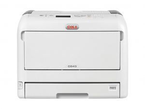 OKI C843DN LED nyomtató