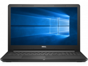 Dell Vostro 3578 15.6 FHD, Intel® Core™ i5 Processzor-8250U, 8GB, 256GB SSD, AMD Radeon 520 - 2GB, DVD, Win10P, fekete notebook
