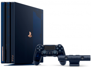 PlayStation 4 PRO 2TB 500M Limited Edition konzol