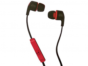 Skullcandy S2PGFY-010 Smokin Buds 2 fekete-piros fülhallgató