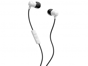 Skullcandy S2DUYK-441 JIB fekete-fehér mikrofonos fülhallgató