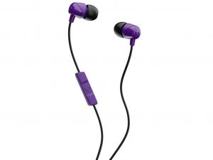 Skullcandy S2DUYK-629 JIB fekete-lila mikrofonos fülhallgató