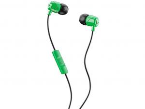 Skullcandy S2DUY-L102 JIB fekete-zöld mikrofonos fülhallgató