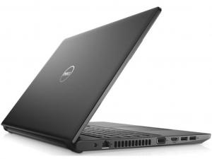 Dell Vostro 3578 15.6 FHD, Intel® Core™ i5 Processzor-8250U, 8GB, 1TB HDD, AMD Radeon 520 - 2GB, DVD, linux, fekete notebook