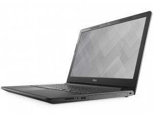 Dell Vostro 3568 15.6 HD, Intel® Core™ i3 Processzor-7020U, 4GB, 1TB HDD, DVD, linux, fekete notebook