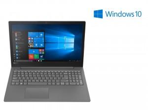 Lenovo Ideapad V330-15IKB 81AX00J5HV 15.6 FHD, Intel® Core™ i3 Processzor-8130U, 4GB, 1TB HDD, ujjlenyomatolvasó, Win10P, szürke notebook