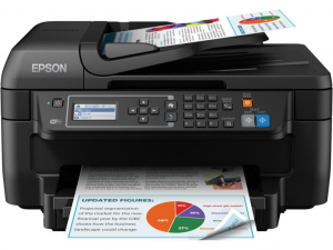 Epson WorkForce WF-2750DWF színes tintasugaras multifunkciós nyomtató