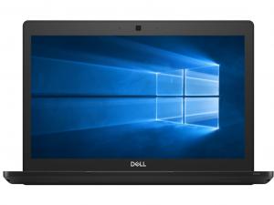 Dell Latitude 5290 12.5 HD, Intel® Core™ i5 Processzor-8350U, 8GB, 256GB SSD, Win10P, fekete notebook