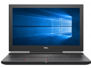 Dell G5 5587 15.6 FHD, Intel® Core™ i9-8950HK, 16GB, 256GB SSD + 1TB HDD, NVIDIA GeForce GTX 1060 - 6GB, win10H, fekete notebook