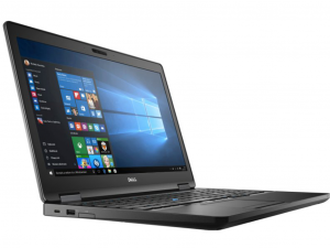 Dell Latitude 5590 15.6 FHD, Intel® Core™ i5 Processzor-8250U, 8GB, 256GB SSD, win10P, fekete notebook