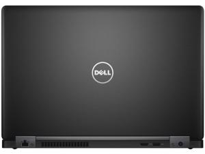 Dell Latitude 5590 15.6 FHD, Intel® Core™ i5 Processzor-8250U, 8GB, 256GB SSD, linux, fekete notebook