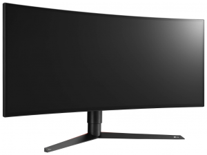 LG 34GK950G-B 34 Colos UltraWide™ ívelt, gamer monitor