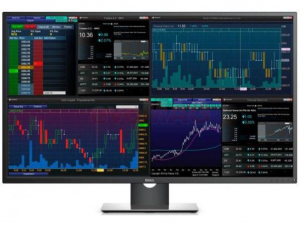 Dell P4317Q - 24.3 Colos 4k UHD monitor
