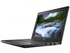 Dell Latitude 5290 12.5 HD, Intel® Core™ i5 Processzor-8350U, 8GB, 256GB SSD, linux, fekete notebook