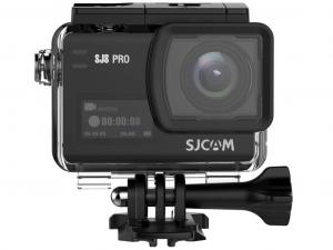 SJCAM SJ8 Pro 4K/60fps fekete sportkamera