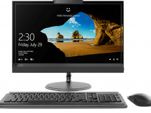LENOVO IDEACENTRE AIO 520-24IKU - 23.8 Colos All-in-One PC