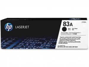 HP CF283A Toner Black 1,5k No.83