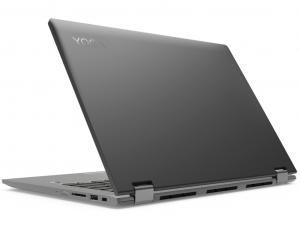 Lenovo Yoga 530 81EK00XYHV 14 HD Touch, Intel® Pentium 4415U, 4GB, 128GB SSD, Win10H, fekete notebook