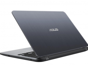 ASUS VivoBook X407MA-BV139 14 HD, Intel® Dual Core™ N4000, 4GB, 500GB HDD, Intel® UHD Graphics 600, Linux, sötétszürke notebook