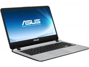 ASUS VivoBook X407MA-BV139 14 HD, Intel® Dual Core™ N4000, 4GB, 500GB HDD, Intel® UHD Graphics 600, Linux, sötétszürke notebook